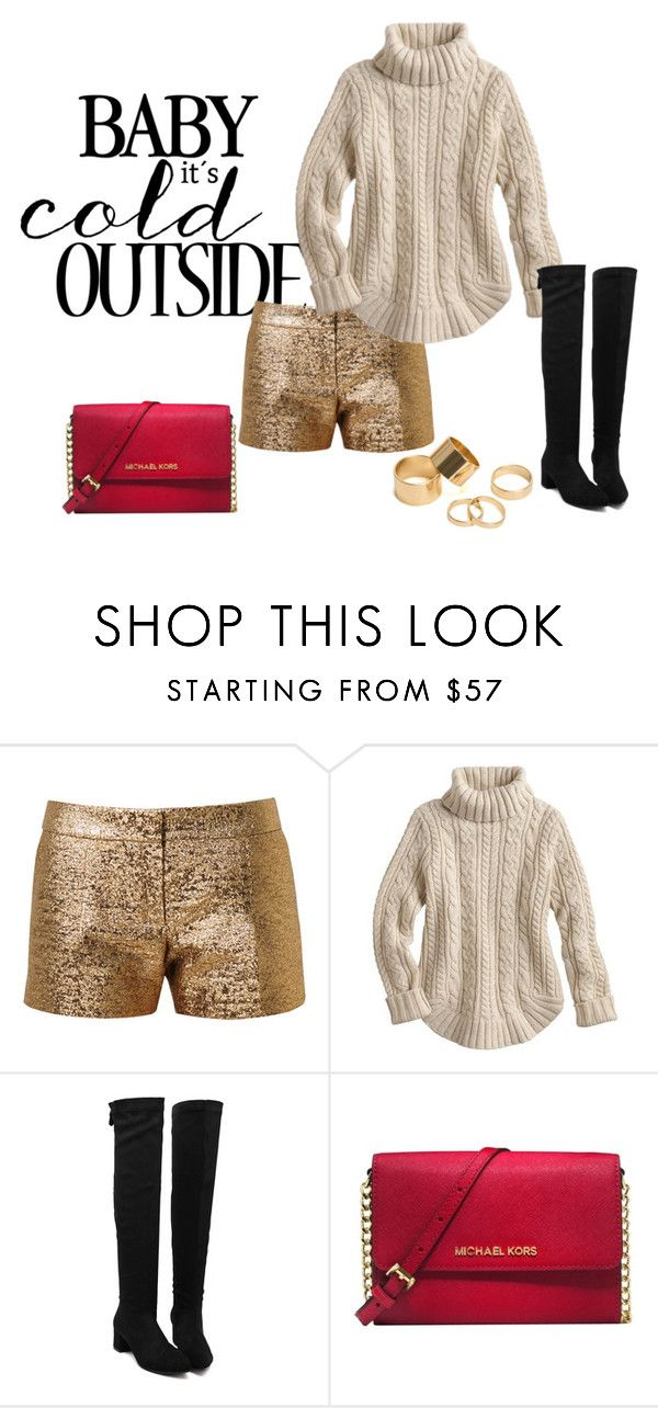 """""""what to wear this christmas"""" by missmikey on Polyvore featuring Lanvin, Michael Kors and Pieces"""