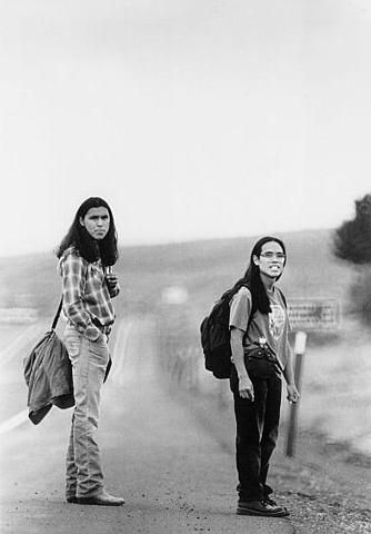 Smoke Signals..loved the book and the movie!
