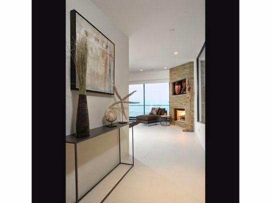 50 hall de entrada de casas modernas veja dicas de como - Alfombras para entrada de casa ...