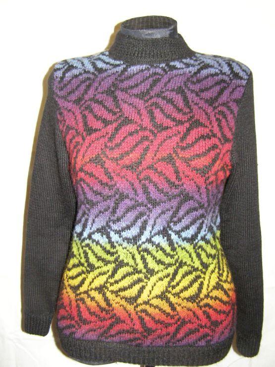 172 best Fair isle images on Pinterest | Knitting patterns, Knit ...