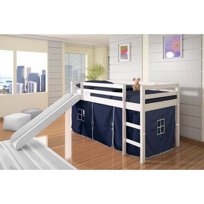 Found it at Wayfair - Tent Twin Slat Bed