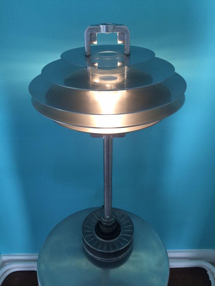 La Lampe Art Déco Upcycling Lights