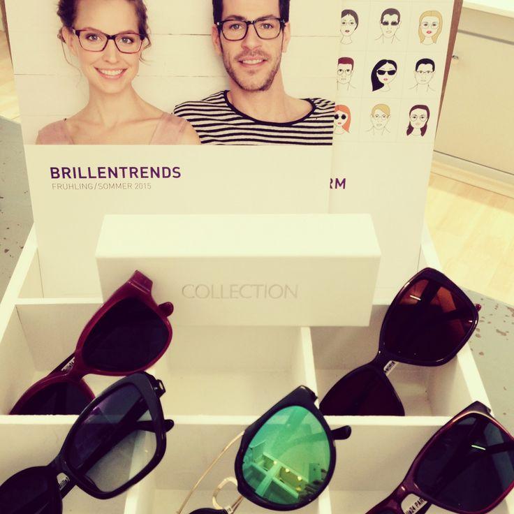 Brille 24 hat einfach alle Modelle, die du dir vorstellen kannst...und wir zeigen euch ein paar davon im Store