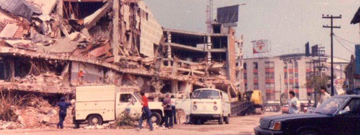 Sismo de 1985, un cambio para la ciencia en México