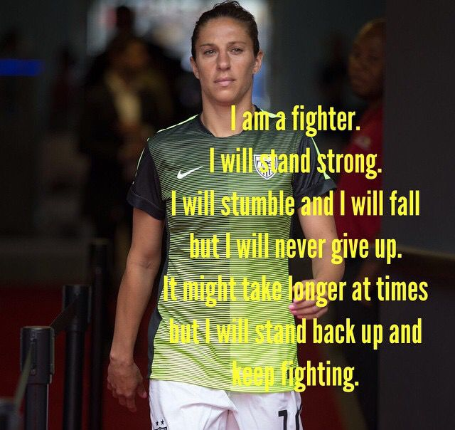 USWNT soccer quote