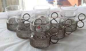 6 Iittala Tsaikka Timo Sarpaneva TEA Glasses Finland Vintage Retro   eBay