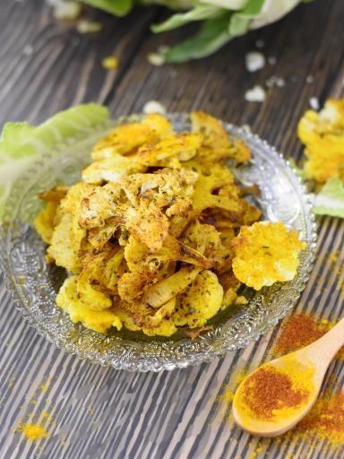 Chips de chou-fleur : Recette de Chips de chou-fleur - Marmiton
