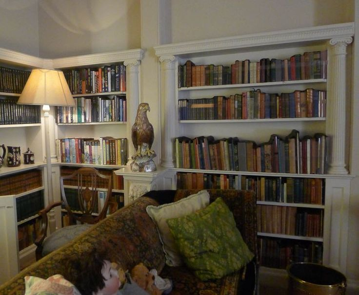 About Book On Pinterest Reading Room Cozy Library And Bookcases