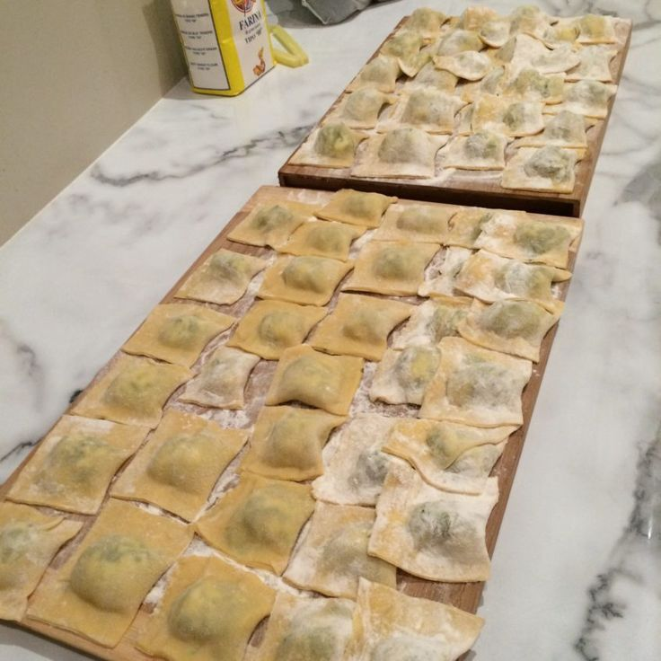 Stuffed Pasta Recipe