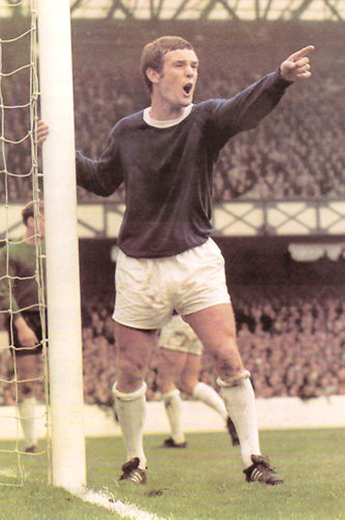 Colin Harvey, Everton