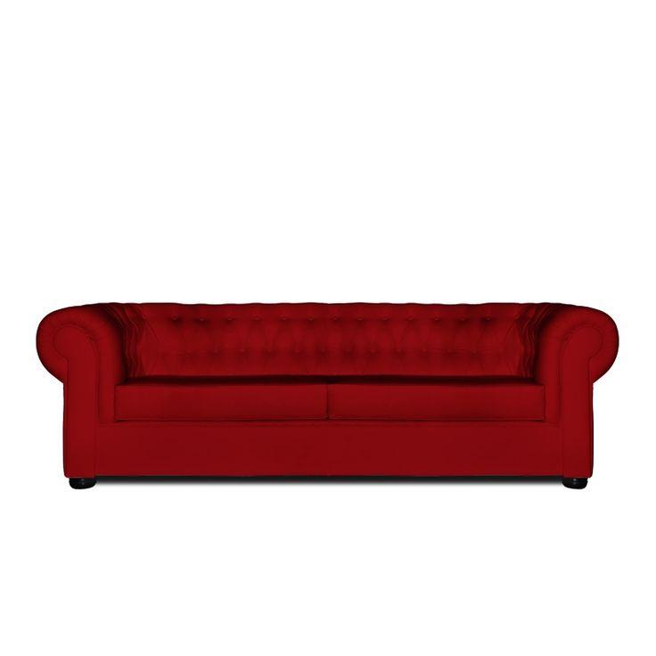 Sofas de polipiel sofa polipiel chaise longue tienda for Sofa cama chester precio