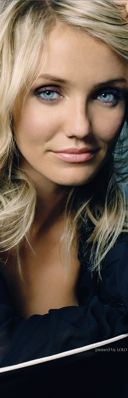 Cameron Diaz. Prettiest woman on Hollywood to me