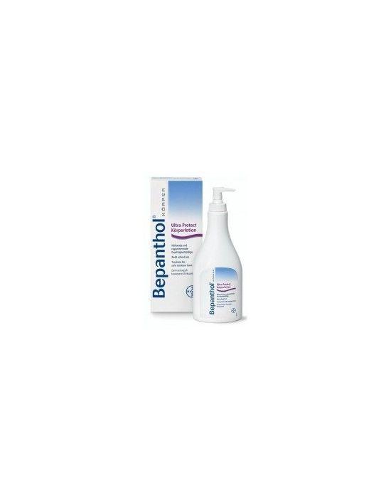 BEPANTHOL BODY LOTION 400ML Το γαλάκτωμαλοσιόν Bepanthol με προβιταμίνη Β είναι ιδανικό για την καθημερινή περιποίηση του δέρματος. Η ειδική σύνθεσή του με προβιταμίνη Β και ήπια ενεργά συστατικά ενισχύει την αναγέννηση των κυττάρων του δέρματος. Δροσίζει και ενυδατώνει με απόλυτα φυσικό τρόπο το δέρμα δίνοντας σε όλο το σώμα μία φυσική λάμψη και ελαστικότητα. Απορροφάται αμέσως χωρίς να αφήνει ίχνη λιπαρότητας στο δέρμα. Δημιουργεί μία λεπτή υφή που χαρίζει αίσθηση φρεσκάδας στο δέρμα.