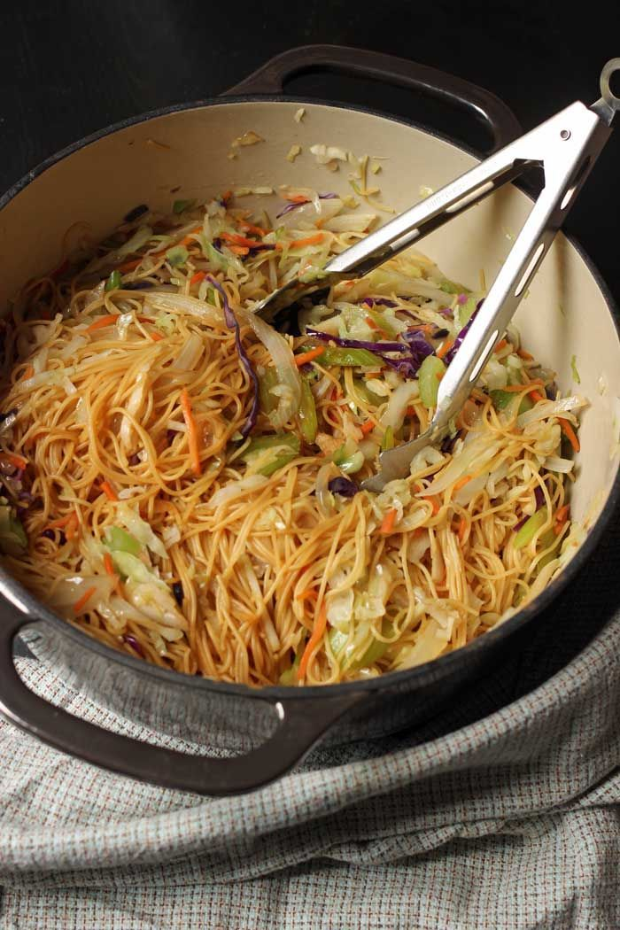 Homemade Vegetable Chow Mein Recipe Chow Mein Homemade
