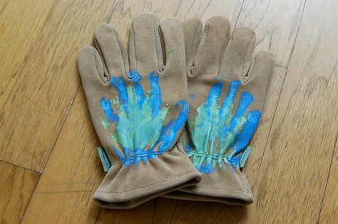 Garden Gloves for Father's Day.