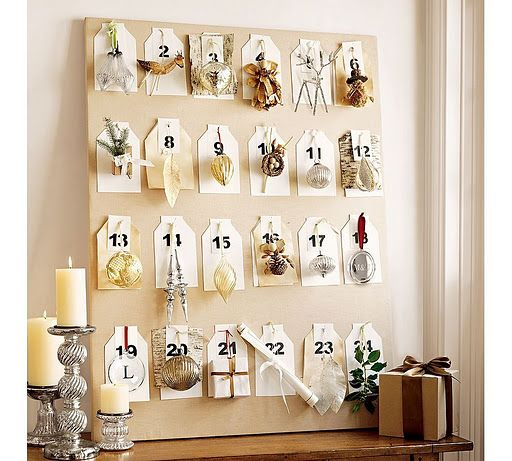 12 Advent Calendar Ideas for Craft this Christmas! LOVE #Tinyprintsholiday