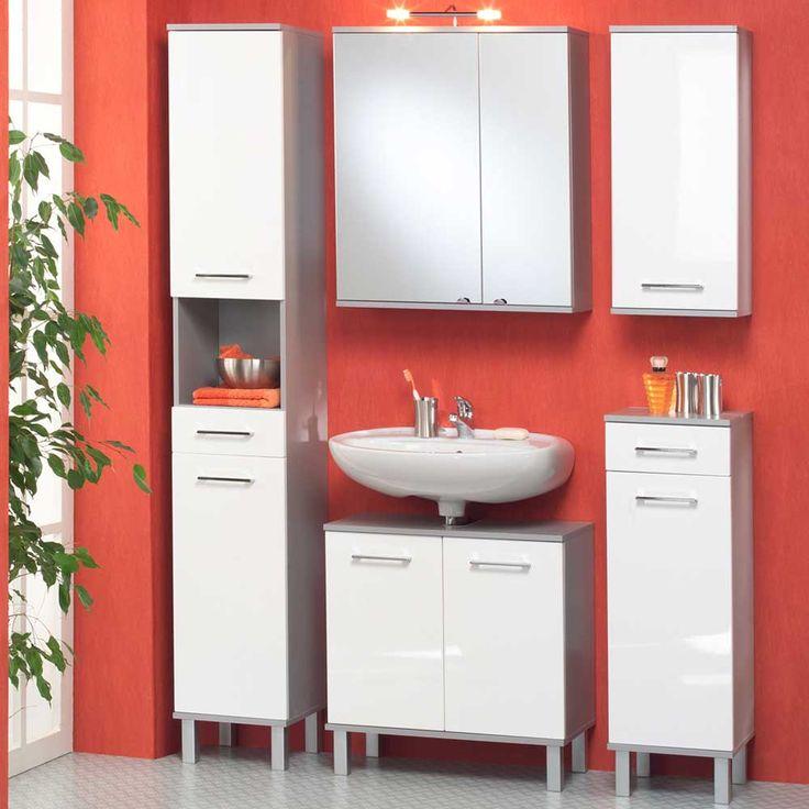 Badezimmer Komplettset In Weiß Online Bestellen (5 Teilig) Jetzt Bestellen  Unter: Https