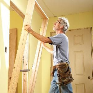 Tips for Hanging Doors  These seven pro tips will help you hang doors faster and better