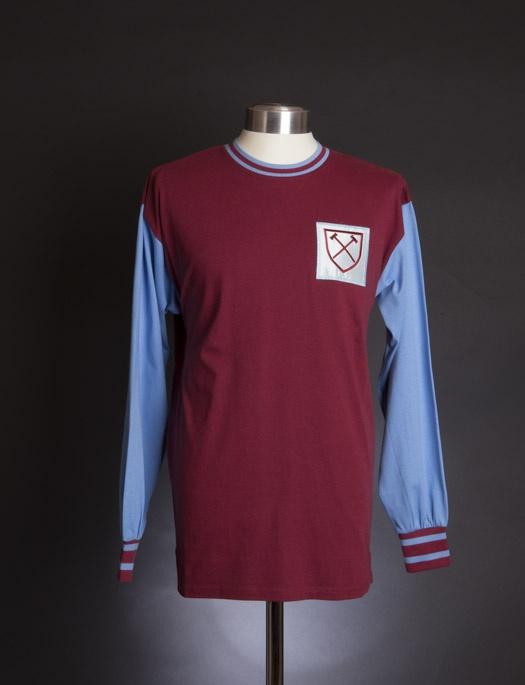 West Ham United 1966 LS shirt