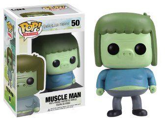 Amazon.com: Funko POP Television Muscle Man Regular Show Vinyl Figure: Toys & Games SO CUTE