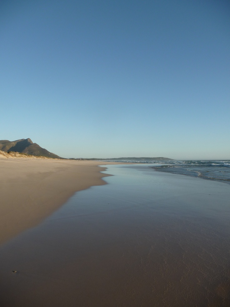South African beach - Fisherhaven