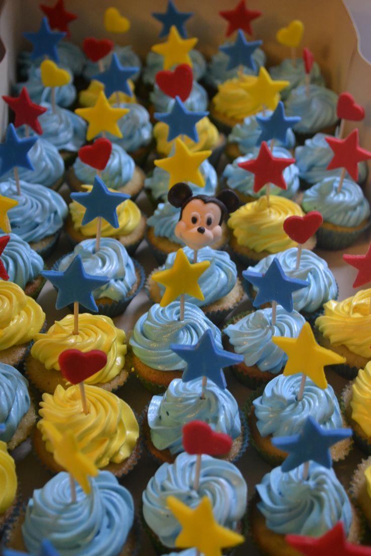 Minicupcakes ideales para los mas chiquitos!