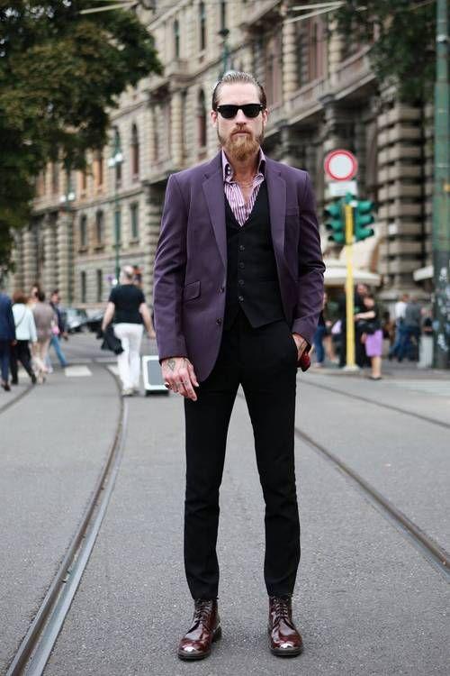 Purple | Justin O'Shea