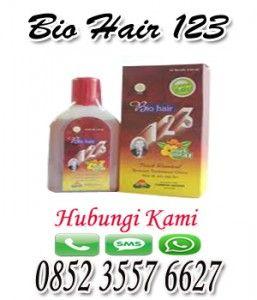 obat penumbuh rambut bio hair 123 ampu mengatasi kerontokan rambut yang alami,cepat dan aman di gunakan