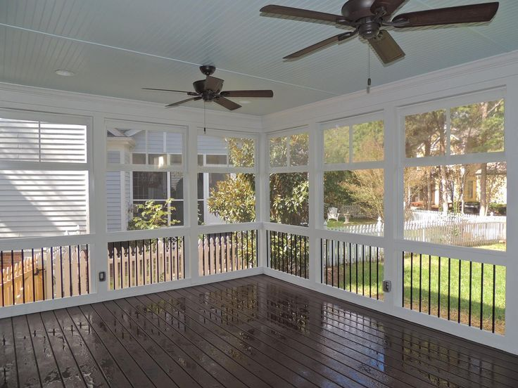1000 Ideas About Enclosed Patio On Pinterest Patio
