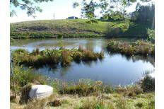 3ha land pond $170k 5min Carteron