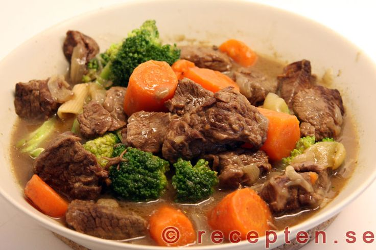 Kalops - swedish beef stew