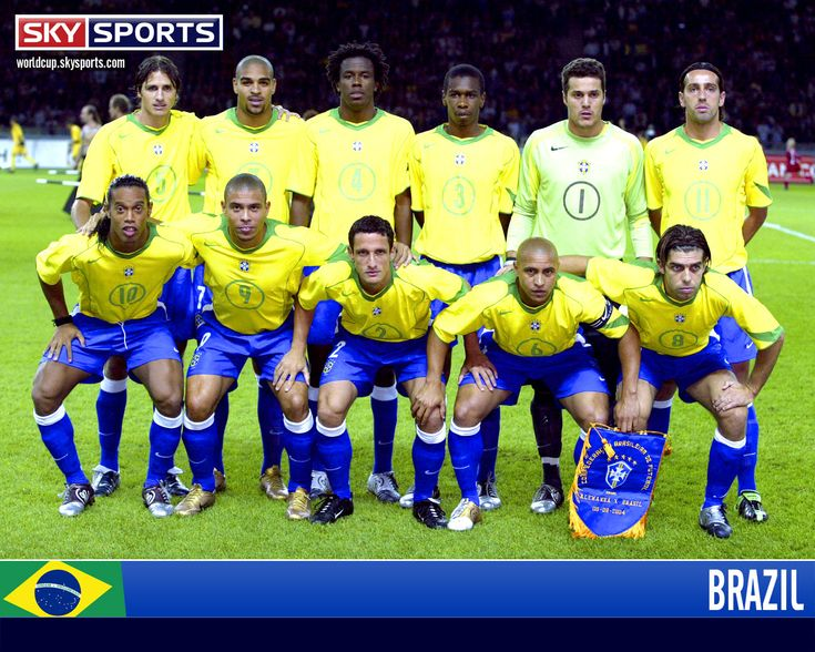 Brazil National Soccer Team Come and like us on Facebook, we are a soccer news site just getting started. Thanks...