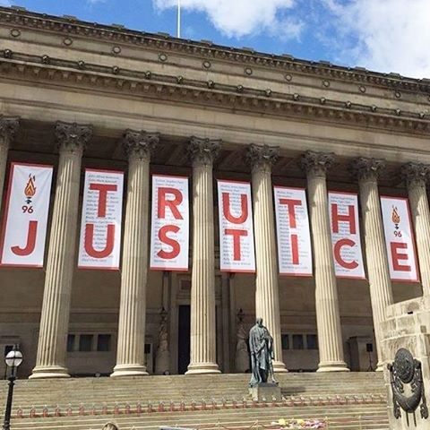 2016 - Social Media reaction to the Hillsborough Inquest Verdict