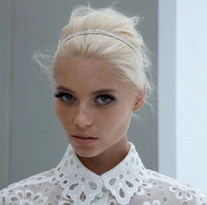 thinking about going ice blonde.... love love the cool tone blonde color.