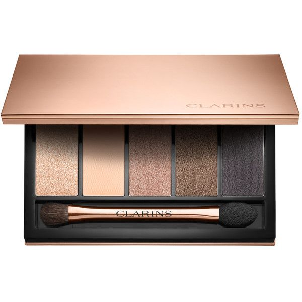 5-Colour Eye Palette (270 HRK) ❤ liked on Polyvore featuring beauty products, makeup, eye makeup, eyeshadow, cosmetics and palette eyeshadow