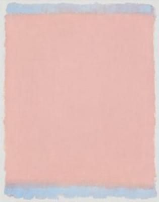 A beautiful painting by Mark Rothko. Perfect for the interiors design trend Blush. Join me for top tips at www.YasminChopin.com