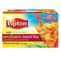 Lipton Southern Sweet Tea (18 ct.)