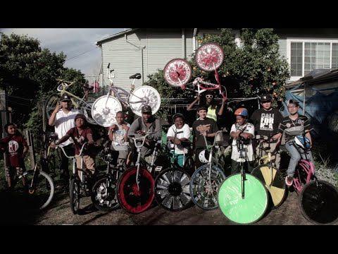 » East Oakland's Alternative To Fixies: Meet the Scraper Bike Team