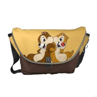 Disney Chip and Dale Messenger Bag
