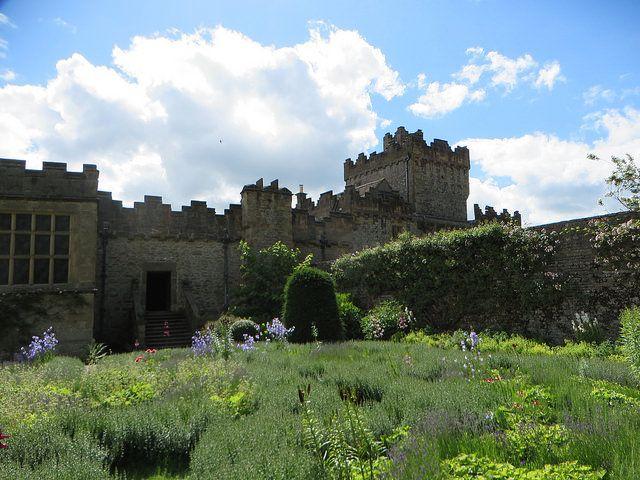 Haddon Hall, England: Prince Humperdinck's Castle from The Princess Bride   The Everywhereist