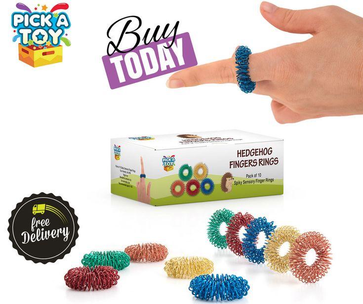Stress Relief Fidget Sensory Toys Set | Sensory toys ...