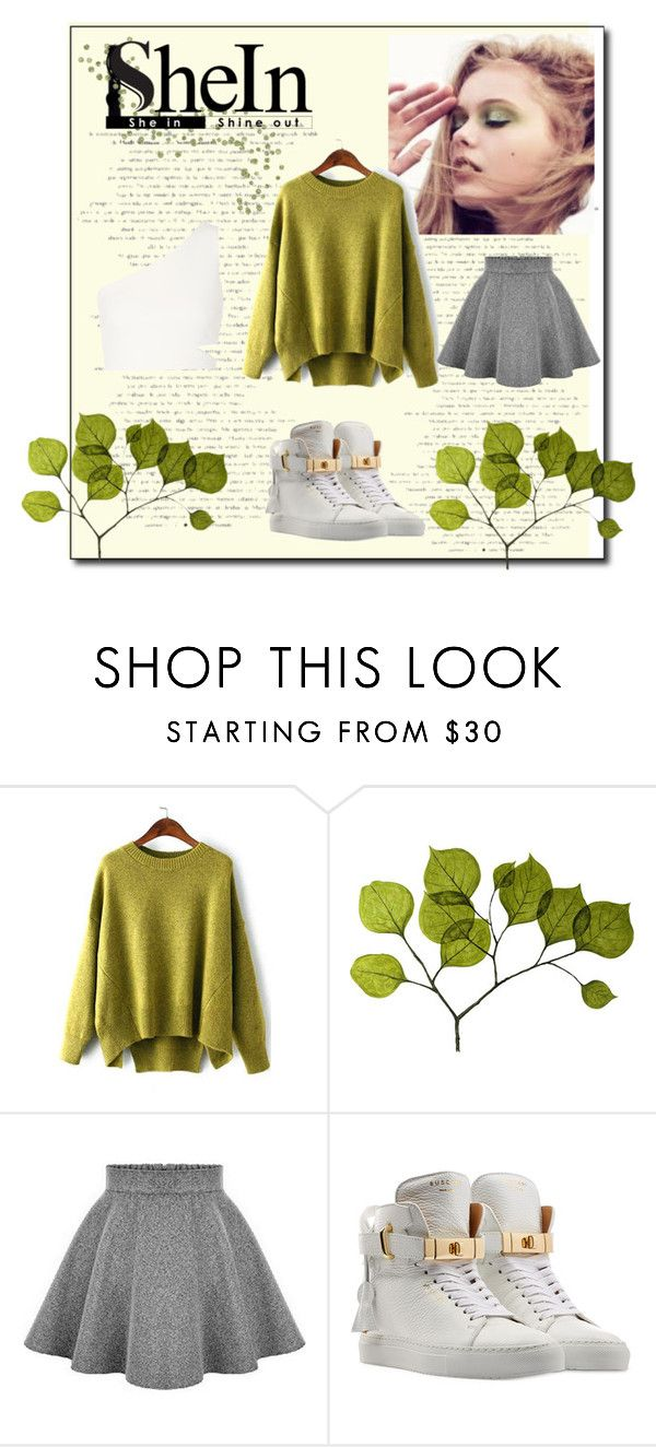 """""""shein"""" by karolay-marquez-bustamante ❤ liked on Polyvore featuring Dot & Bo, BUSCEMI, Elizabeth and James, women's clothing, women, female, woman, misses and juniors"""