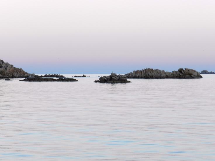 Passo Cecca di Morto, Arcipelago di La Maddalena, Dic 31, 2012