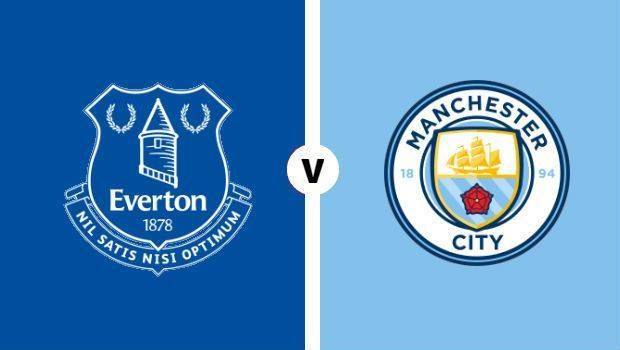 Everton Vs Manchester City Score Prediction Line Ups Odds Live