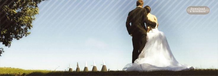 The Hop Farm Kent Wedding Venues and reception venues in Kent