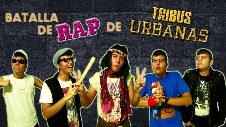 BATALLA DE RAP DE TRIBUS URBANAS | Keyblade