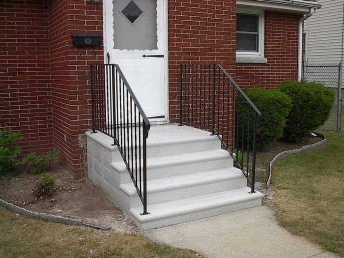 precast cement steps 17 best ideas about outside steps on patio 1624