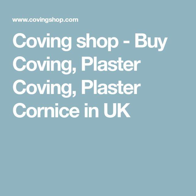 Coving shop - Buy Coving, Plaster Coving, Plaster Cornice in UK