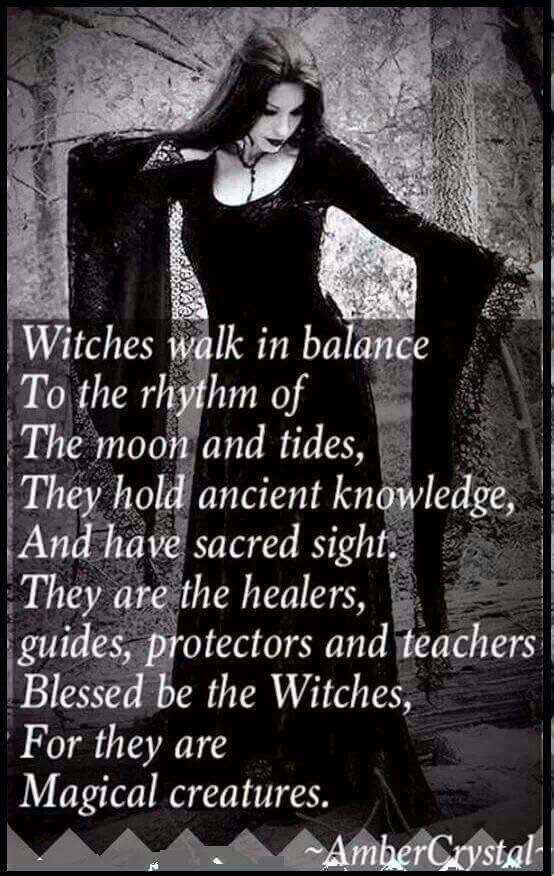 how to become a white witch or wiccan