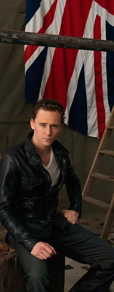 [January 2012] The Independent: Soldier of fortune: Tom Hiddleston is set to become 2012's hottest new star. Link: http://www.independent.co.uk/news/people/profiles/soldier-of-fortune-tom-hiddleston-is-set-to-become-2012s-hottest-new-star-6284844.html#gallery